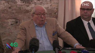 Au secours, Jean-Marie Le Pen lance son mouvement