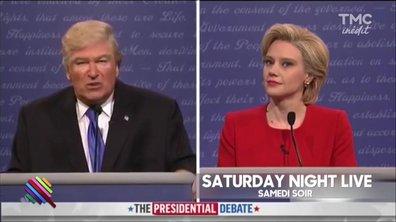 Le SNL parodie le débat Clinton / Trump