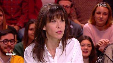Sophie Marceau pas vraiment fan des Oscars