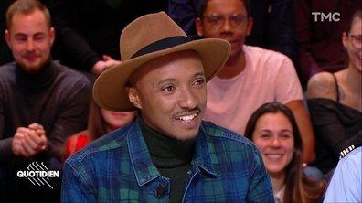 Invité : Soprano, nouveau juré de The Voice sur TF1
