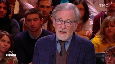 Steven Spielberg : « J'ai honte de l'administration Trump »