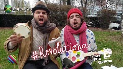 La story d'Eric et Quentin : vive la révolution