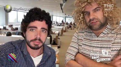 La story d'Eric et Quentin : Alerte Gastro