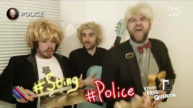 La Story d'Eric et Quentin - Allo la Police ?