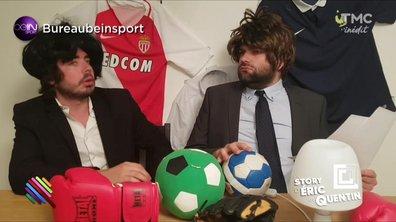 La Story d'Eric et Quentin - BeIN Sport perd les droits de la Ligue des Champions