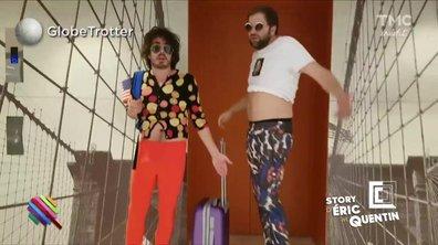 La story : Eric et Quentin, globe-trotteurs