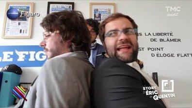 La Story d'Eric et Quentin - Le Figaro déchiré