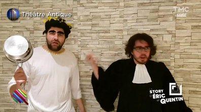 """La Story d'Eric et Quentin : """"Justice !"""""""