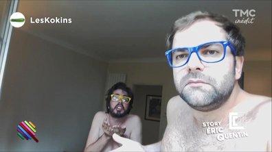 La Story d'Eric et Quentin : Les Kokins déjà prêt pour un parc naturiste à Paris