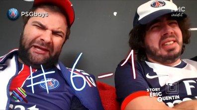 La Story d'Eric et Quentin - PSGBoys en détresse