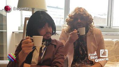 La story d'Eric et Quentin : vive les femmes