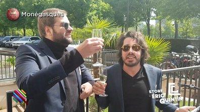 """La Story d'Eric et Quentin : """"Vive Monac' !"""" (exclu web)"""