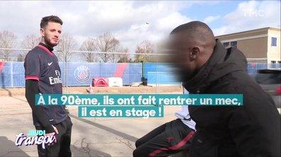 Jeudi Transpi : les supporters parisiens remontent le moral d'Étienne Carbonnier