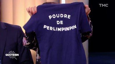 """T-shirt """"croquignolesque"""", montre d'Emmanuel Macron : l'Élysée vend ses goodies"""