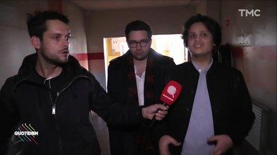 Tensions à l'université Tolbiac après le sacage d'un local d'étudiants juifs