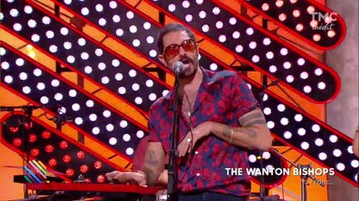 "The Wanton Bishops - ""I Don't Dance"" en live dans Quotidien"