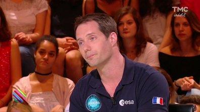 Thomas Pesquet, héros national revenu de l'espace