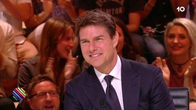 Tom Cruise : la plus grande star du monde sur le plateau de Quotidien revient sur sa carrière