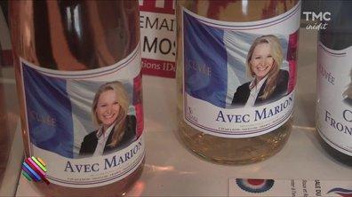 Sur les traces de Marion Maréchal Le Pen à Carpentras...