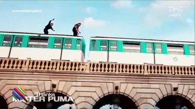 Le train-surfing : ces types jouent avec leur vie