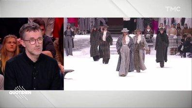 Les trois images qu'il fallait retenir du dernier défilé Chanel by Karl Lagerfeld