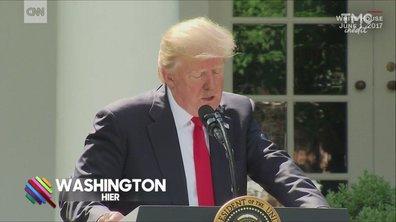 Trump sort les Etats-Unis de l'accord climat : le pays scindé en deux camps