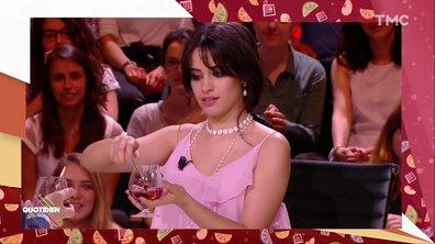 Le tuto de Camila Cabello : comment bien touiller sa Sangria ?