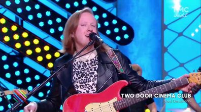 Two Door Cinema Club - Bad Decisions en live dans Quotidien