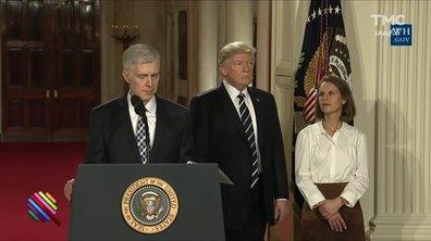 USA : un juge très conservateur nommé à vie, à la Cour Suprême