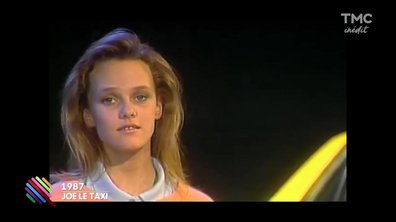 """Vanessa Paradis fête les 30 ans de """"Joe le taxi"""""""