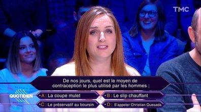 Le jeu d'Alison Wheeler: qui veut gagner une contraception ?