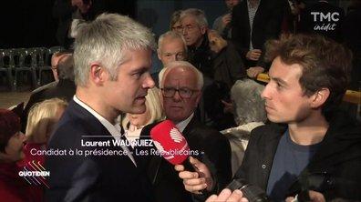 Wauquiez : « Macron est hanté par une haine de la Province »