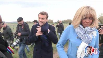 Séance photo et soirée au resto : week-end bien rempli pour Emmanuel Macron