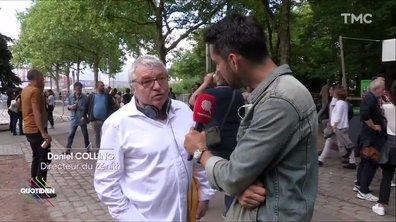 Au Zénith, entre les pro et les anti Bertrand Cantat