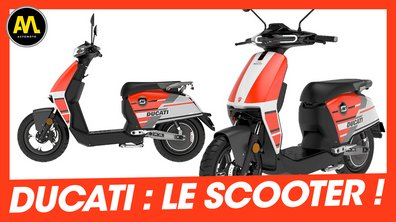 Un scooter Ducati ! - La Quotidienne du 10/05