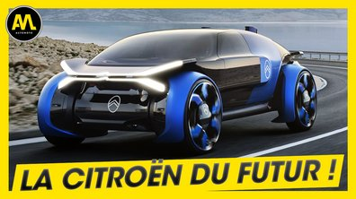 La Citroën du futur - La Quotidienne du 14/05