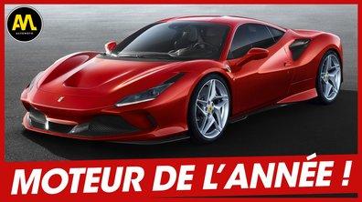 V8 Ferrari : moteur de l'année ! - La Quotidienne du 24/05