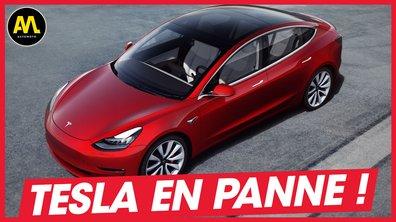 Tesla en panne ! - La Quotidienne du 04/06