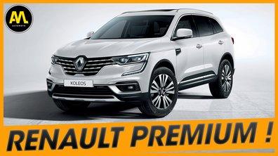 Renault premium ! - La Quotidienne du 07/06
