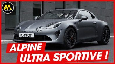 Alpine ultra sportive ! - La Quotidienne du 14/06