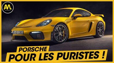 Porsche pour les puristes ! - La Quotidienne du 18/06