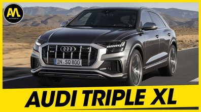 Audi SQ8, triple XL ! - La Quotidienne du 25/06