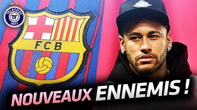 La Quotidienne du 04/09 : Neymar-Barça : nouveaux ennemis !