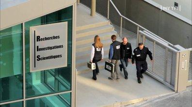 R.I.S Police scientifique - S08 E02 - Londres-Paris