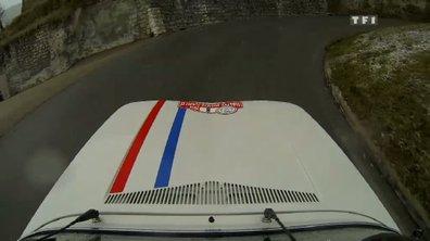 BONUS WEB : La Renault R8 Gordini pilotée par Jean Ragnotti en caméra embarquée