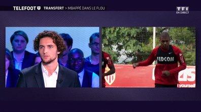 """[Exclu Téléfoot 27/08] - Pour Rabiot, une arrivée de Mbappé au PSG serait """"une bonne chose"""""""