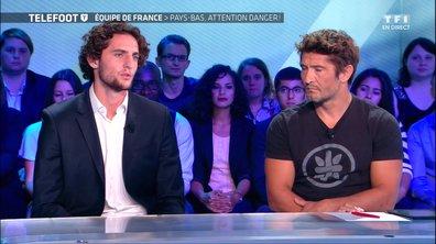 """[Exclu Téléfoot 27/08] - Equipe de France / Rabiot : """"M'imposer avec les Bleus ? Il me manque un peu temps de temps je pense"""""""