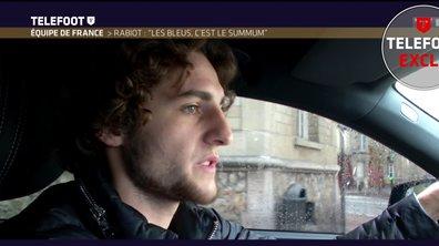 [Exclu Téléfoot] Adrien Rabiot : Les Bleus ? « Le Summum »