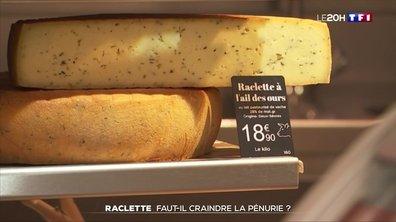 Raclette : faut-il craindre la pénurie ?