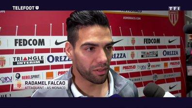 [Exclu Téléfoot 12/03] - AS Monaco : Falcao, la résurrection du Tigre